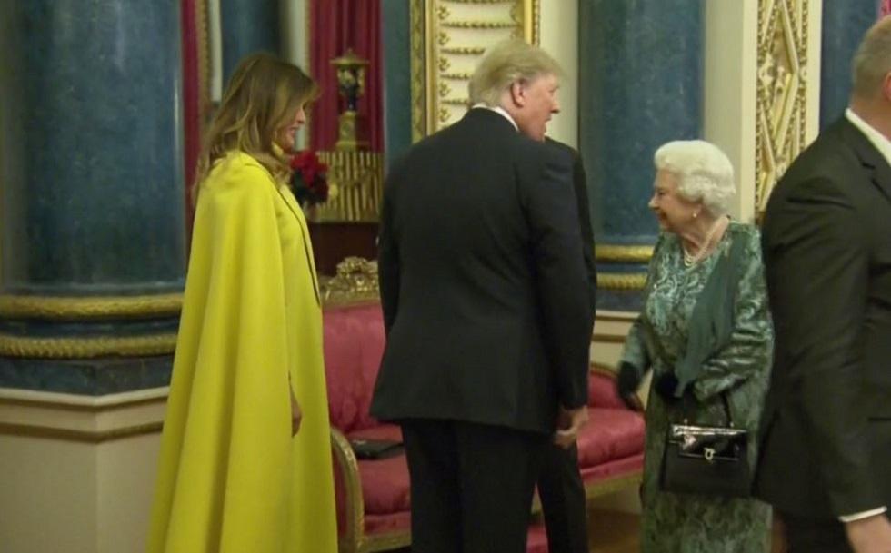 العائلة الملكية البريطانية تستقبل زعماء دول الناتو في قصر باكنغهام