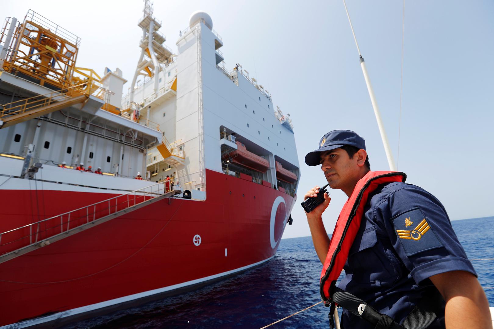 مكاسب تركيا البحرية من البوابة الليبية!