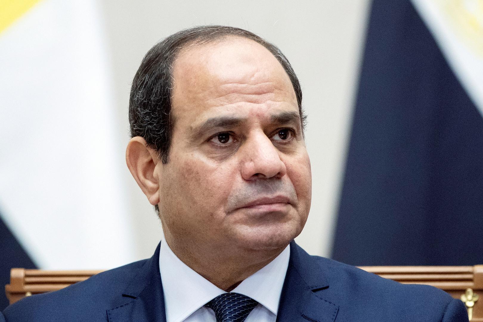 السيسي يعلن استعداد مصر لإرسال مساعدات إلى جيبوتي