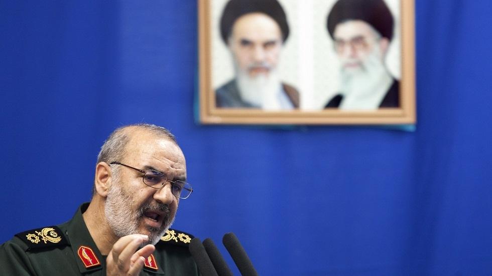 الحرس الثوري الإيراني يحمل السعودية وزر ما يحصل في العراق