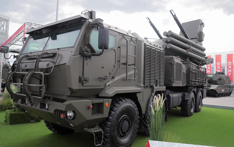 الجيش الروسي يتسلم دفعة جديدة من منظومات