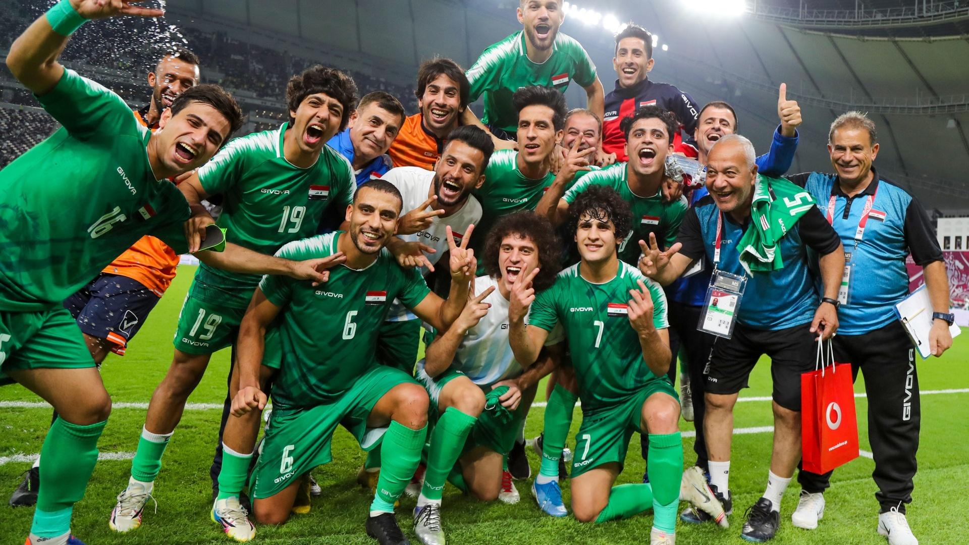 نصف نهائي كأس الخليج.. مدرب المنتخب العراقي: نحن هنا للفوز
