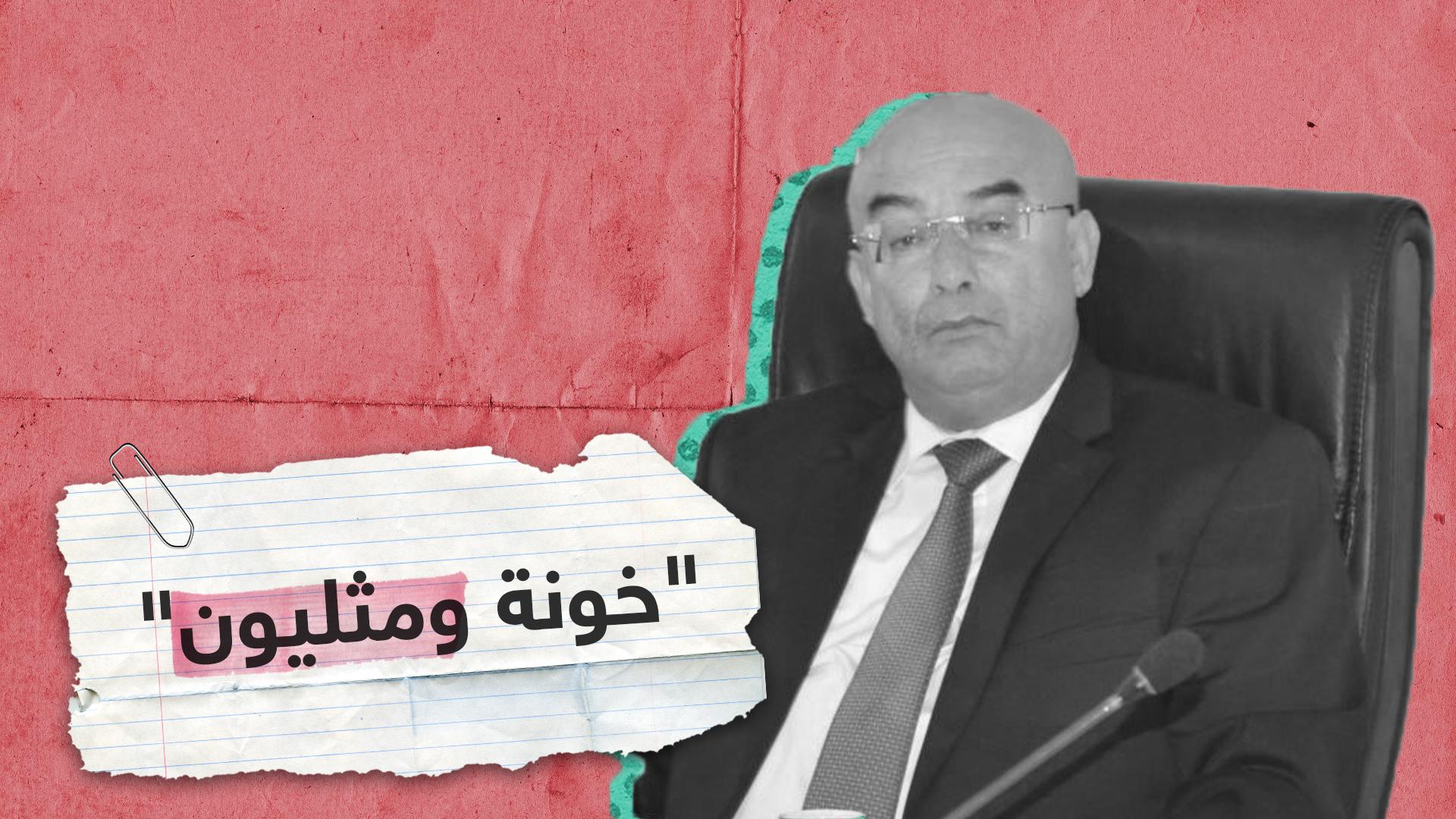 """خونة ومثليون.. وزير الداخلية الجزائري يهاجم """"أشباه الجزائريين"""""""