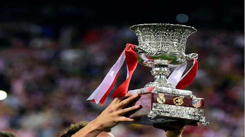 إعلان مواعيد مباريات السوبر الإسباني بالسعودية