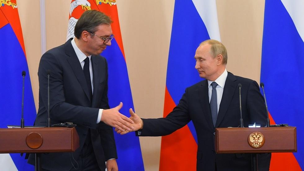 بوتين: روسيا مستعدة لدعم حلول وسط بشأن قضية كوسوفو