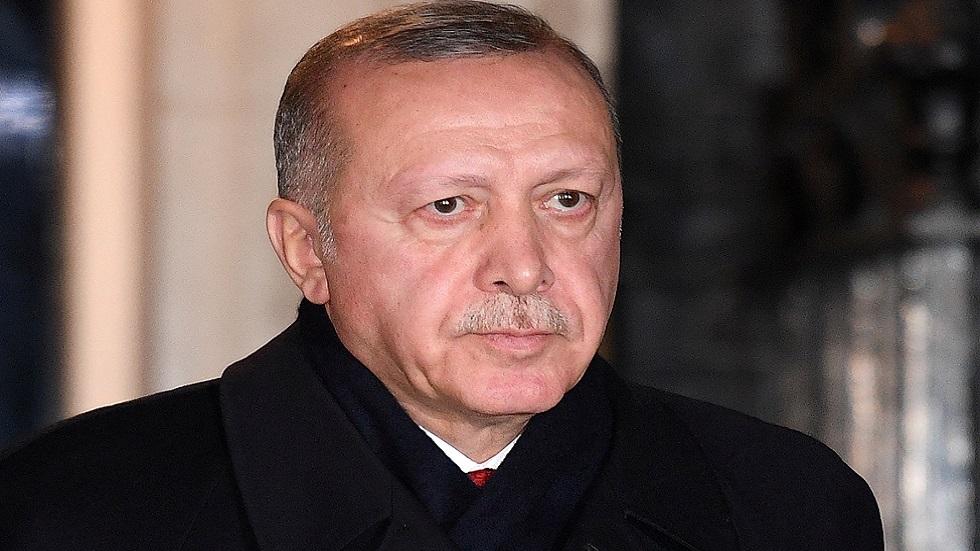 أردوغان: ليست لنا مطامع بالأراضي السورية وعلى الطامعين الخروج منها
