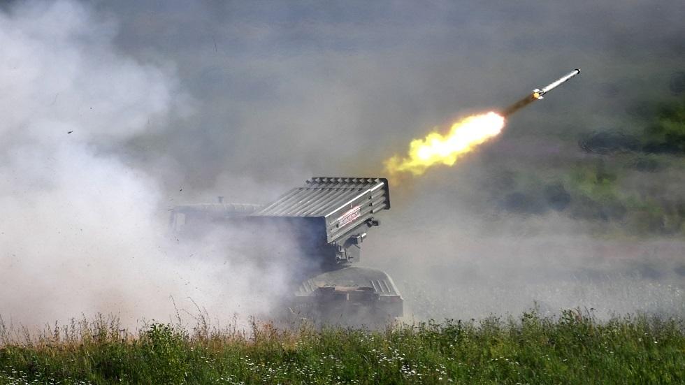القوات البرية الروسية تتزود براجمات صواريخ حديثة
