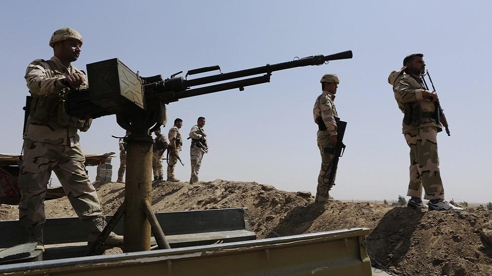 قوات البيشمركة في كردستان العراق (صورة أرشيفية)