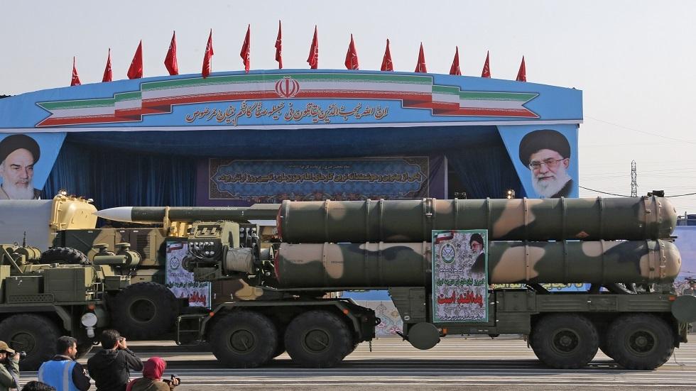 منظومة صواريخ إيرانية - أرشيف