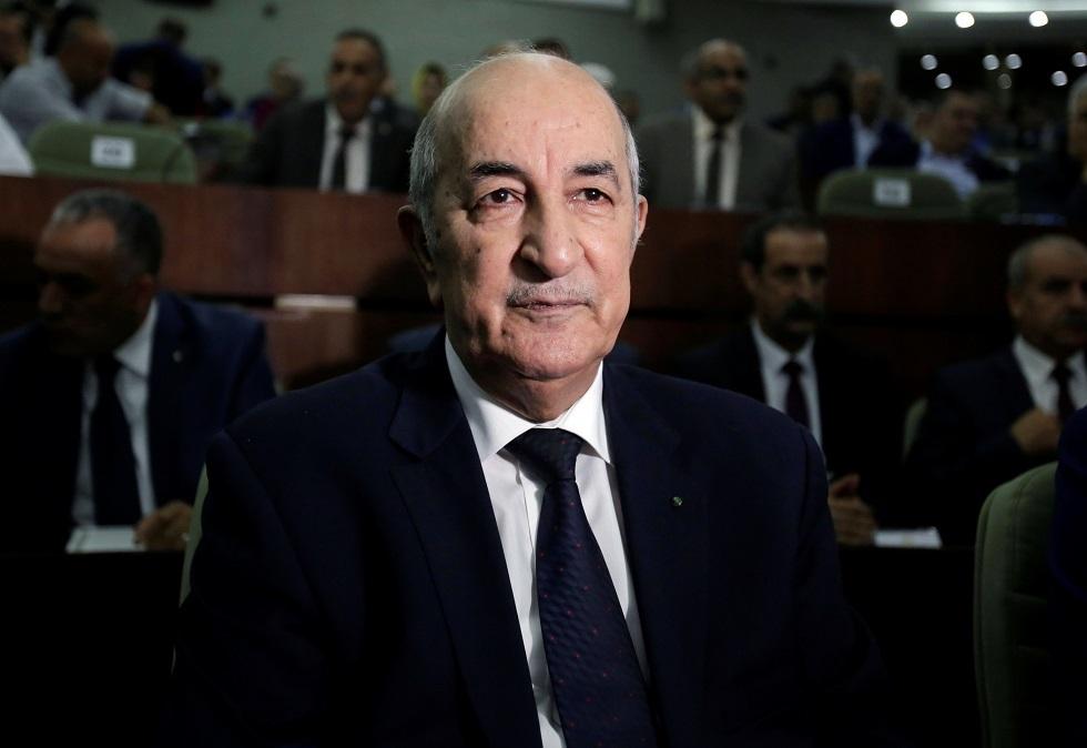 المرشح عبد المجيد تبون