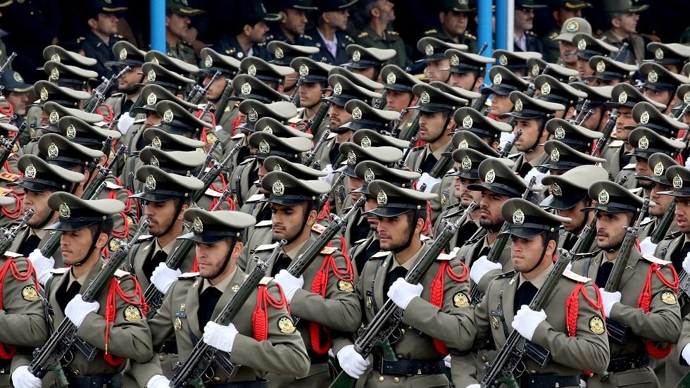 القوات المسلحة الإيرانية - أرشيف