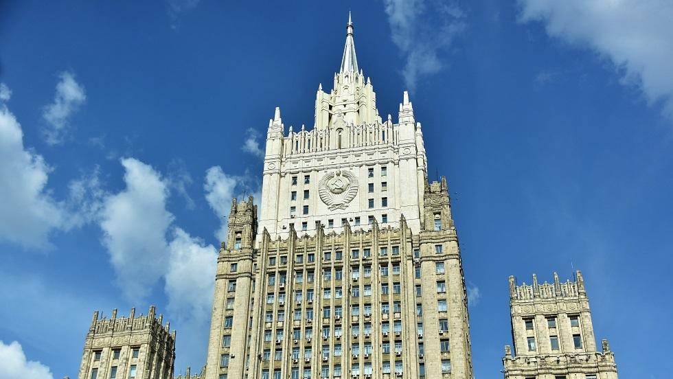 بوغدانوف يستقبل السفير التونسي الجديد في موسكو