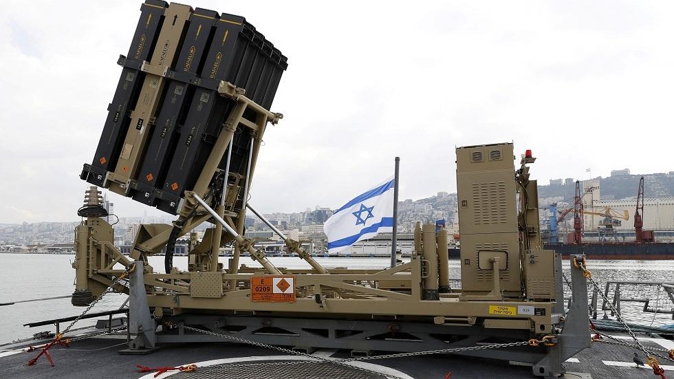 منظومة القبة الحديدية الإسرائيلية - أرشيف