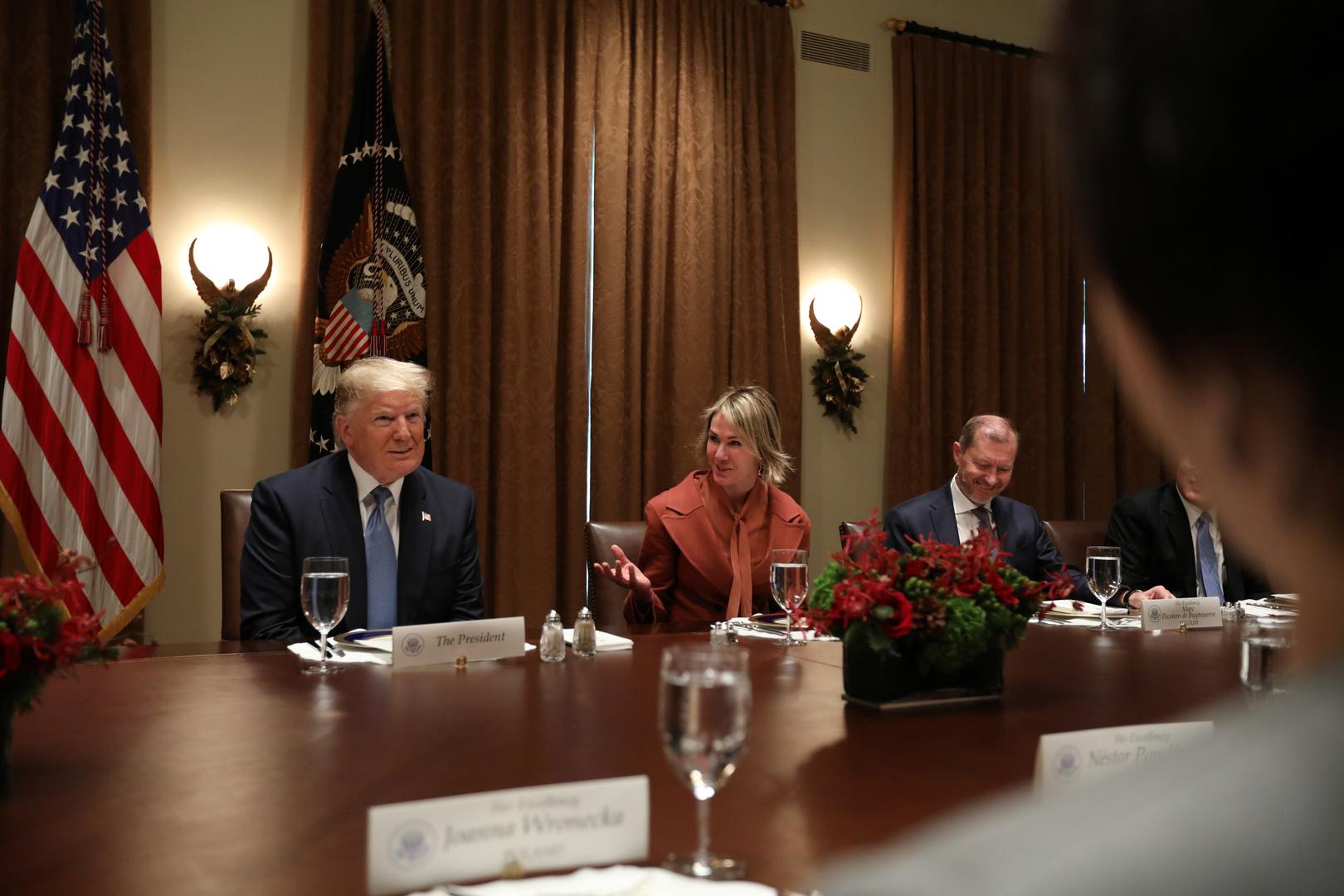 ترامب يتحدث عن أكبر 3 تحديات عالمية ويدعو مجلس الأمن لبحث الوضع في إيران