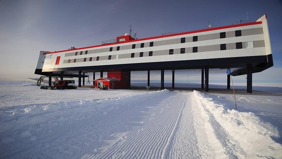المحطة الألمانية في القارة القطبية الجنوبية