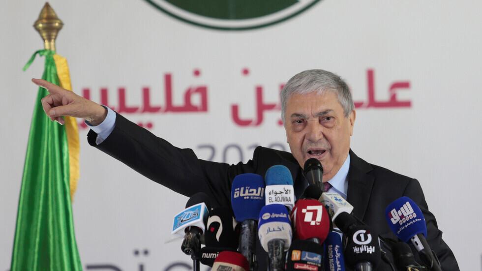 المرشح لانتخابات الرئاسة في الجزائر رئيس حزب