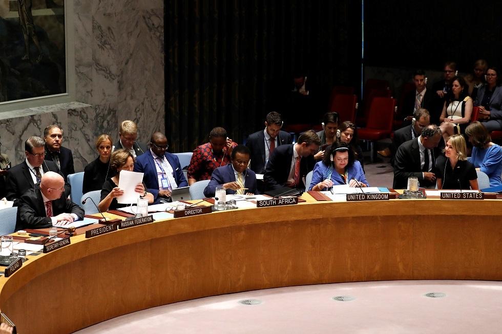داخل مجلس الأمن الدولي