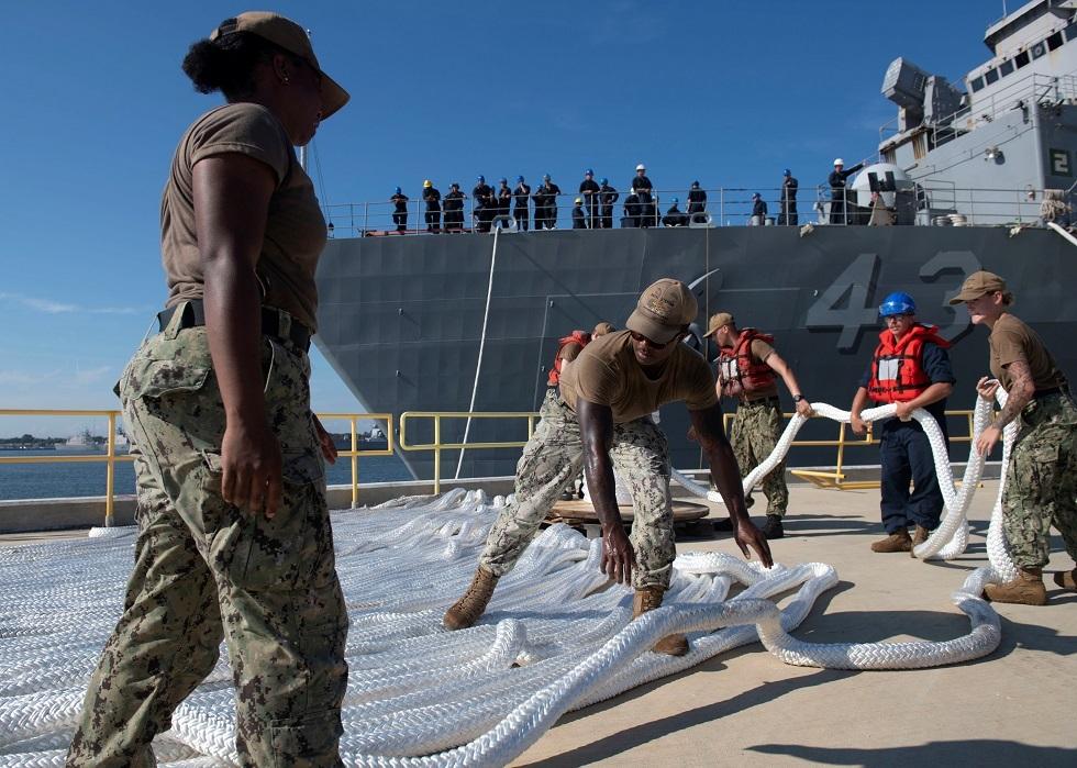 البحرية الأمريكية أرشيف