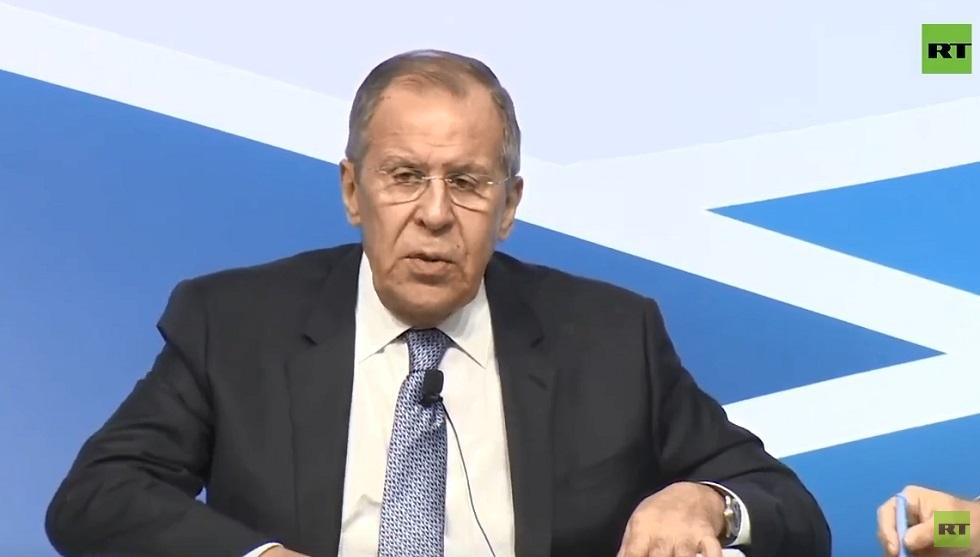 طروحات روسية في مؤتمر