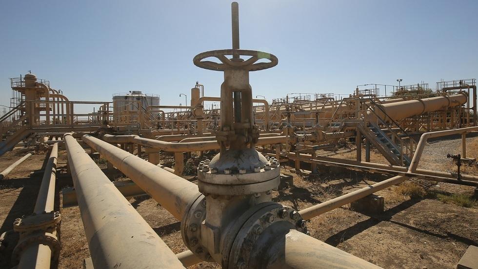 أحد حقول النفط العراقية - أرشيف