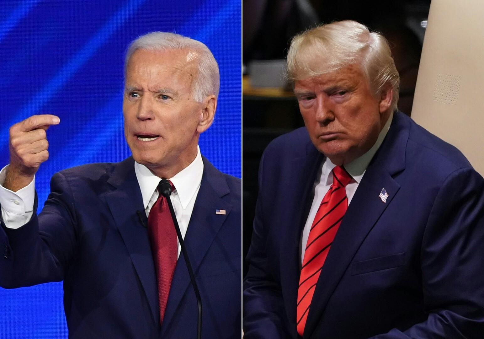 بايدن عن ترامب: هذا الرئيس لا يعلم من هم الأمريكيون