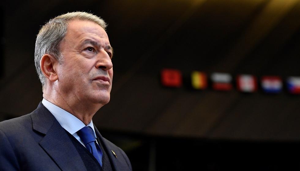 أكار: الناتو ترك تركيا وجها لوجه مع الإرهاب