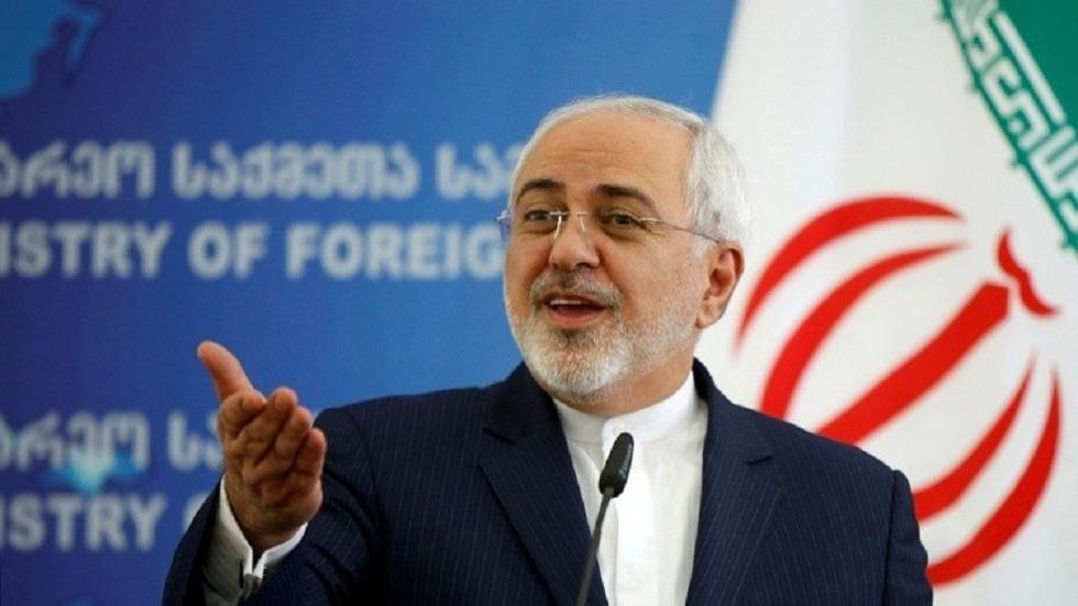 وزير الخارجية الإيراني محمد جواد ظريف (صورة أرشيفية)