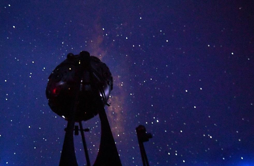 افتتاح مرصد فضائي في مسجد تاريخي بالقوقاز