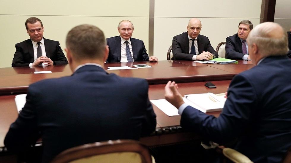 بوتين يلتقي لوكاشينكو عشية الذكرى الـ20 لقيام اتحاد روسيا وبيلاروس