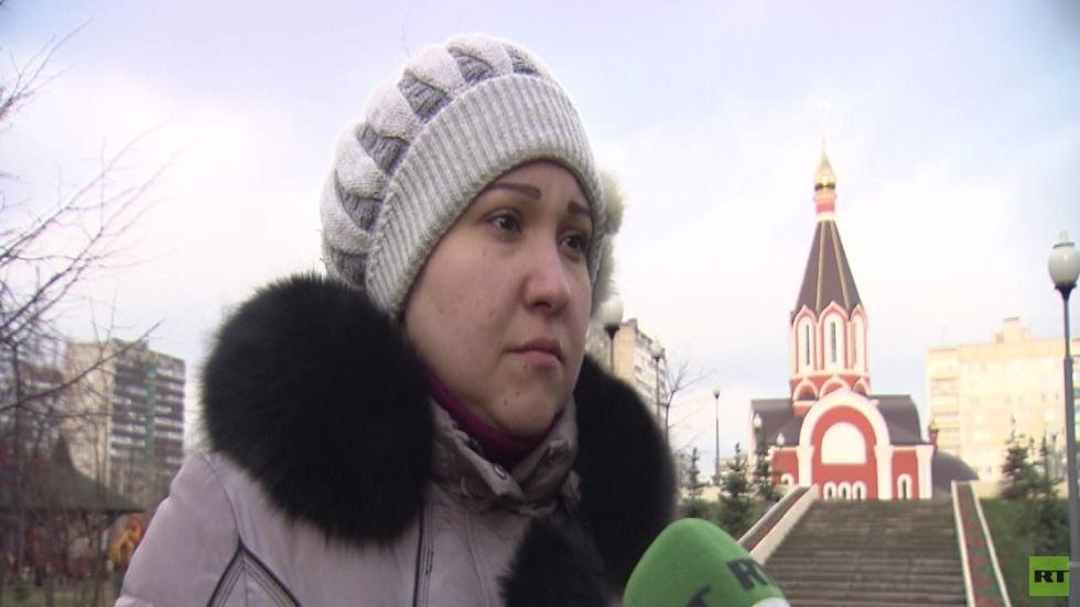 RT تساعد امرأة روسية وأسرتها للعودة للوطن