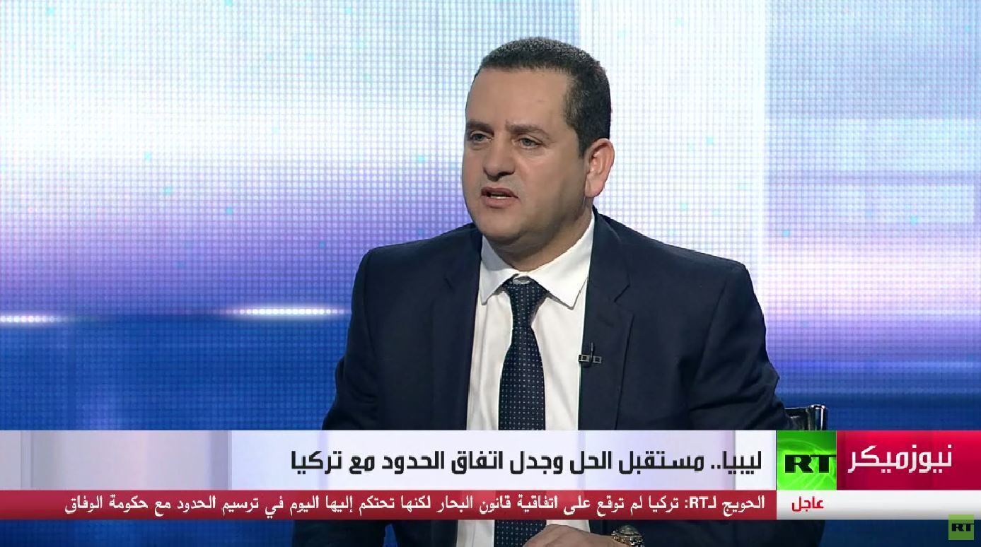 الحكومة الليبية المؤقتة تجدد رفضها اتفاق ترسيم الحدود البحرية بين