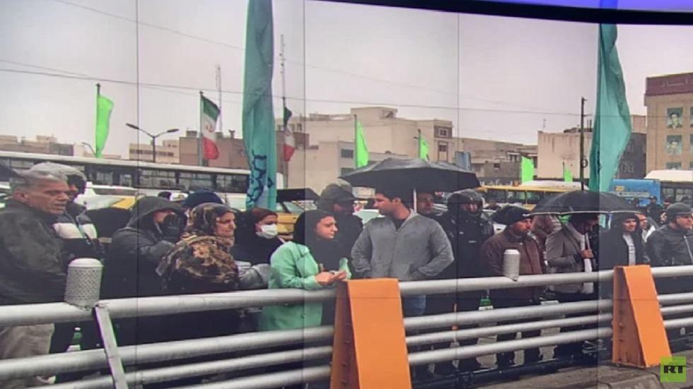 إيران.. تظاهرات طلابية ضد الغلاء والبطالة