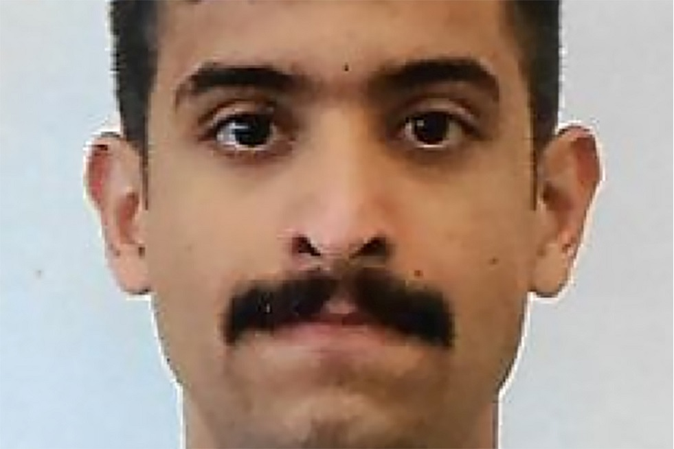 الطالب السعودي محمد الشمراني
