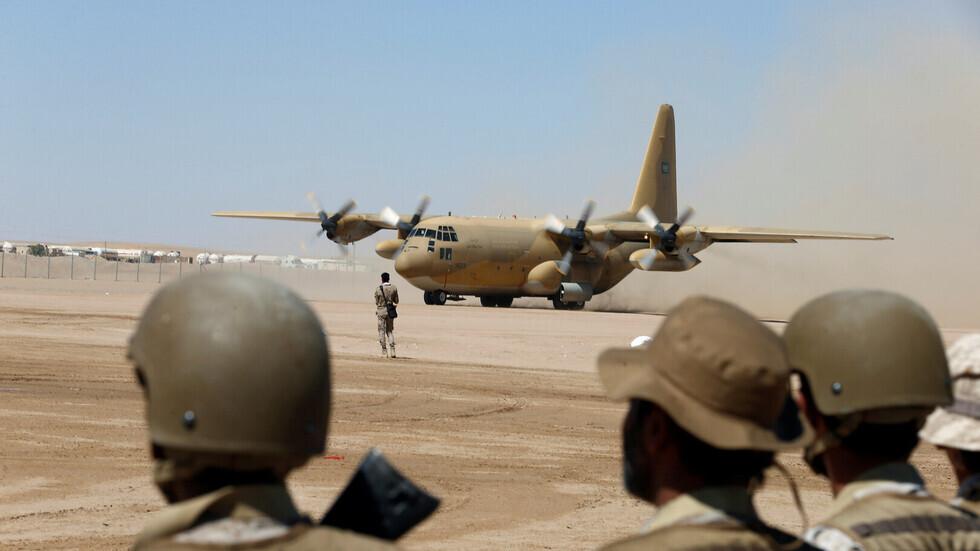 عناصر من القوات السعودية في اليمن (أرشيف)