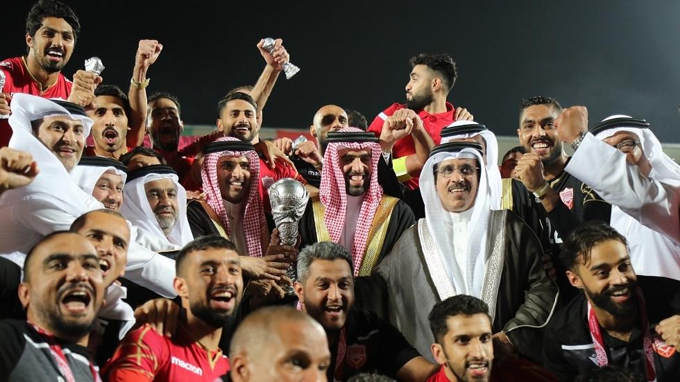 ملك البحرين يعلن عن إجازة رسمية بعد تتويج المنتخب البحريني بكأس الخليج