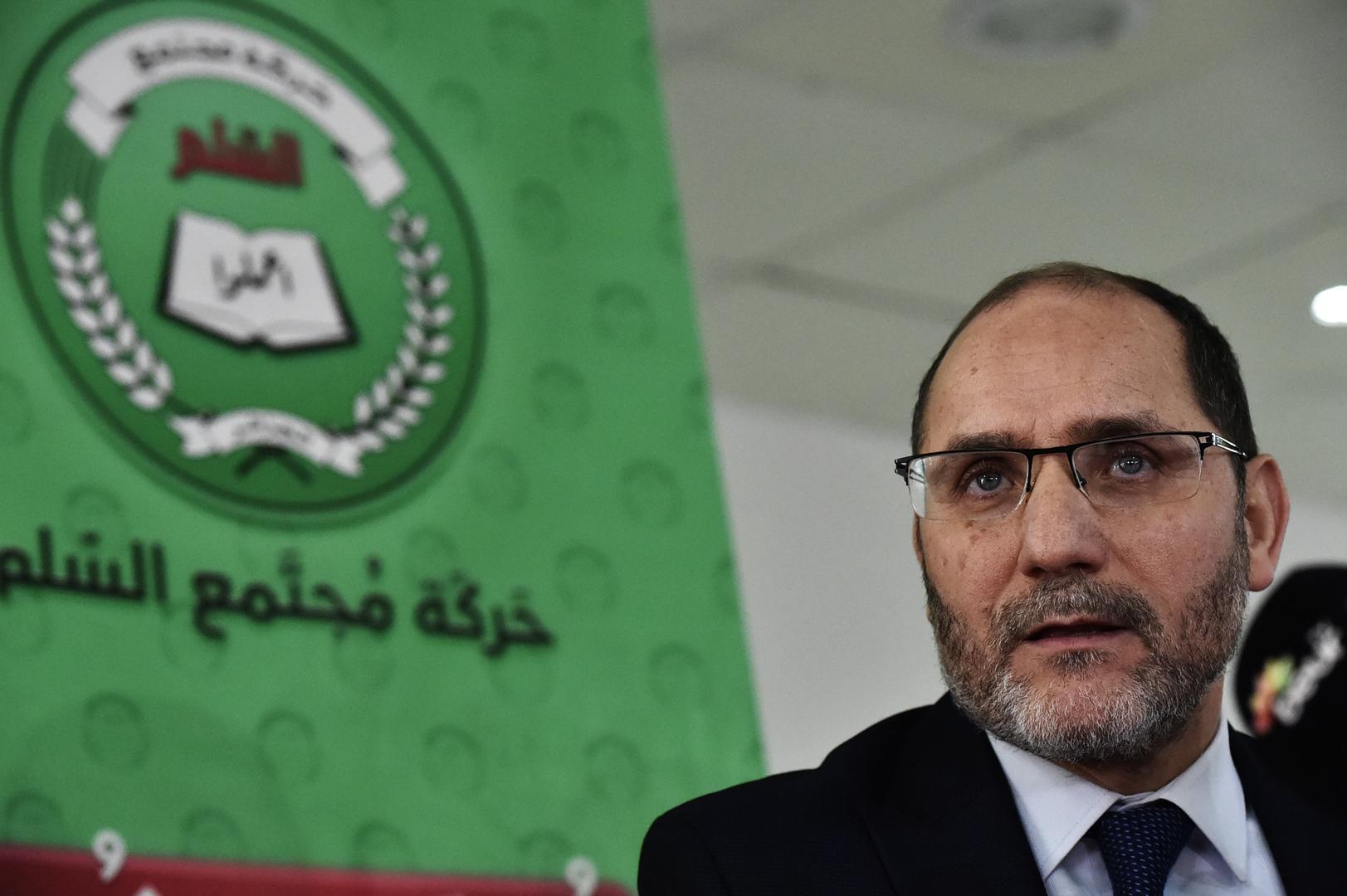 رئاسيات الجزائر.. أكبر حزب إسلامي يرفض دعم أي من المرشحين الخمسة