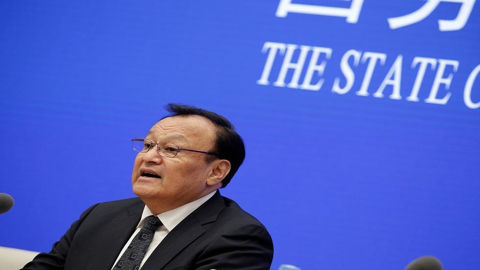 حاكم إقليم شينجيانغ الصيني شهرت ذاكر