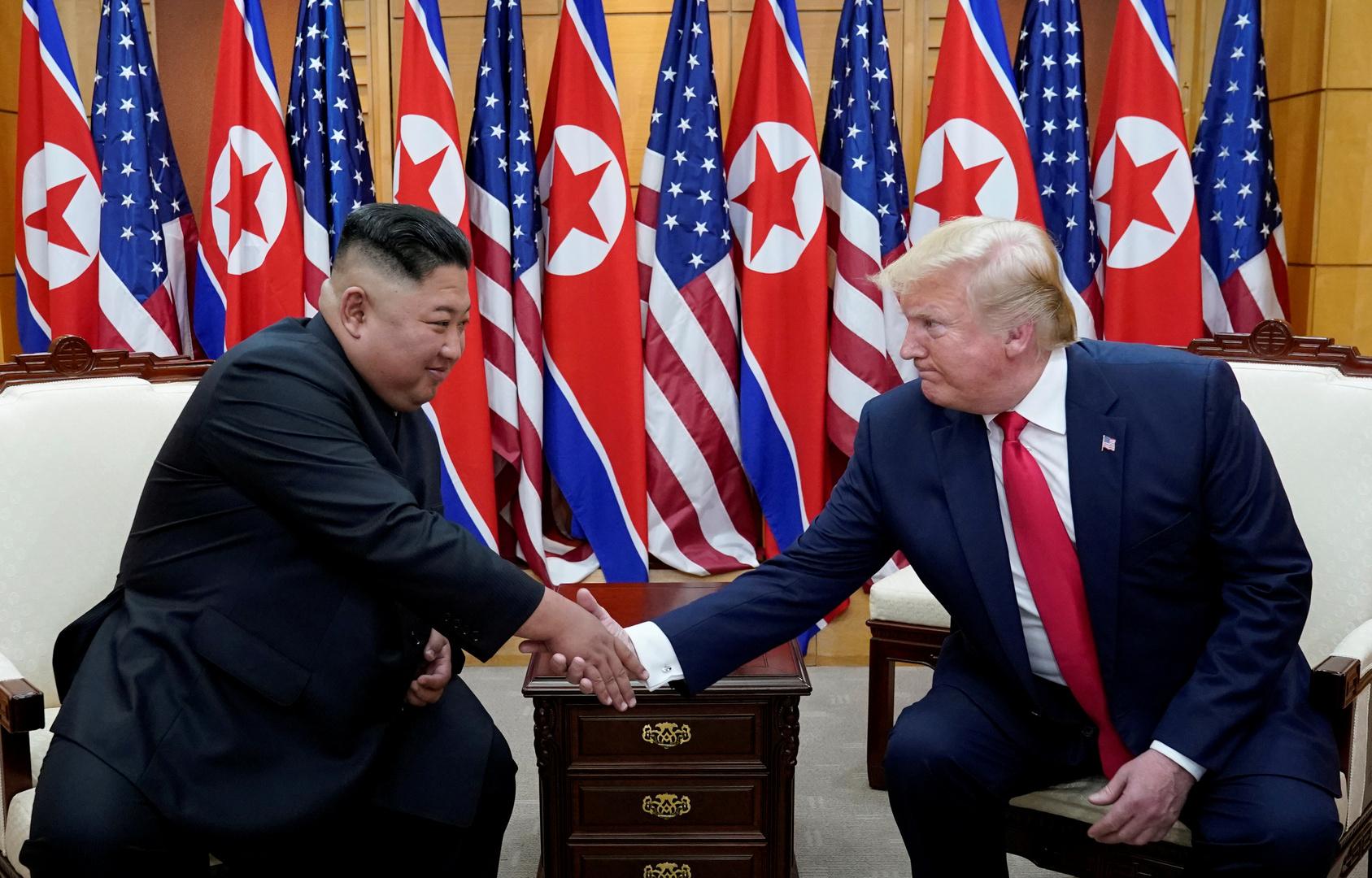 كوريا الشمالية: تصريحات ترامب مخيبة وصادرة عن رجل عجوز
