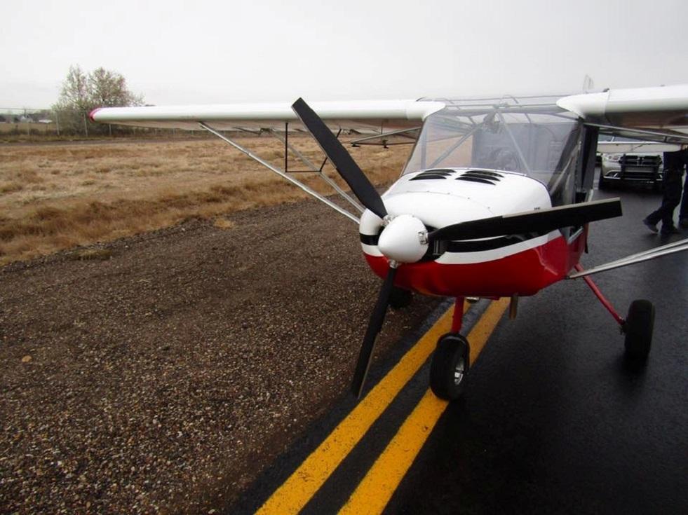 طائرة رياضية صغيرة - أرشيف