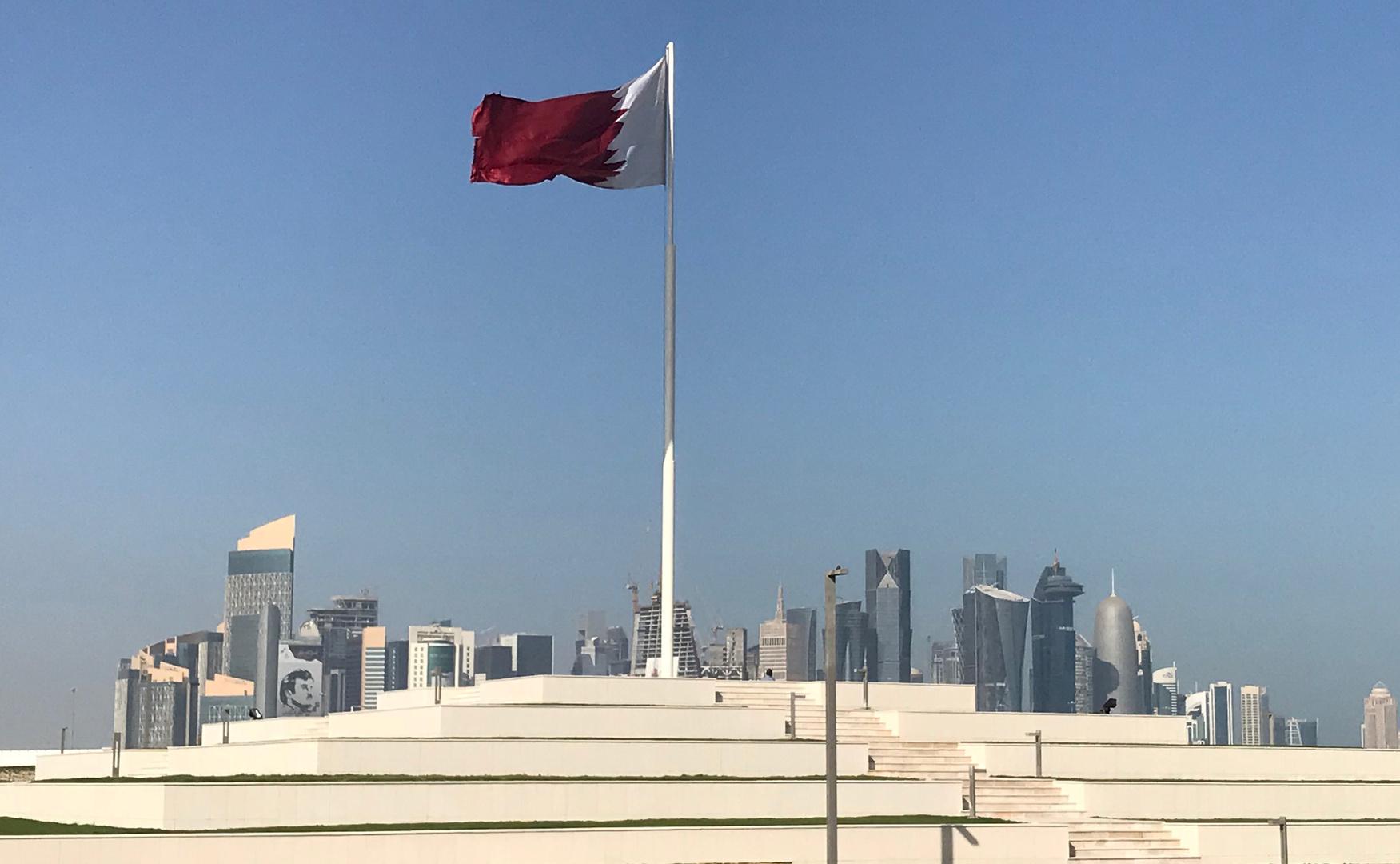 وزير الدولة القطري للشؤون الخارجية يصل السعودية.. وتوقعات بحضور أمير قطر