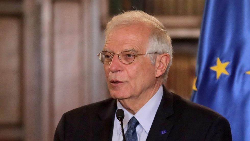 المفوض الأعلى للسياسة الخارجية والأمن للاتحاد الأوروبي، جوزيب بوريل