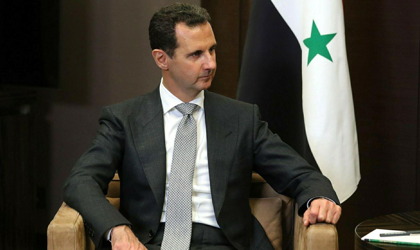الرئاسة السورية:
