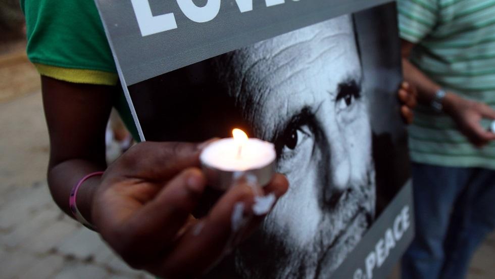 وقفة تضامن مع الأب باولو دالوليو في لبنان (صرة من الأرشيف)
