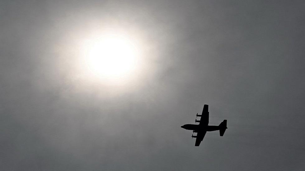 تحطم طائرة نقل عسكرية تشيلية على متنها 38 شخصا