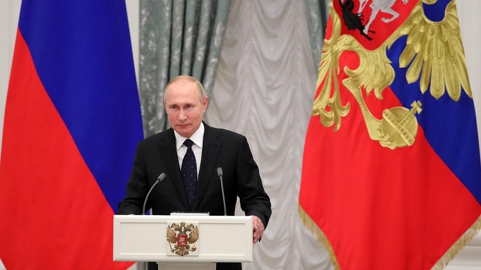 بوتين: يعاقبوننا رياضيا لاعتبارات سياسية