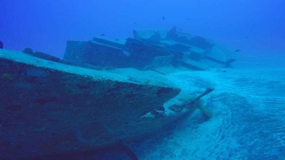 اكتشاف حطام سفينة من زمن المسيح فيها نبيذ وزيت زيتون