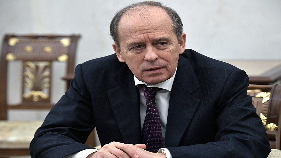 رئيس هيئة الأمن الفدرالية الروسية ألكسندر بورتنيكوف