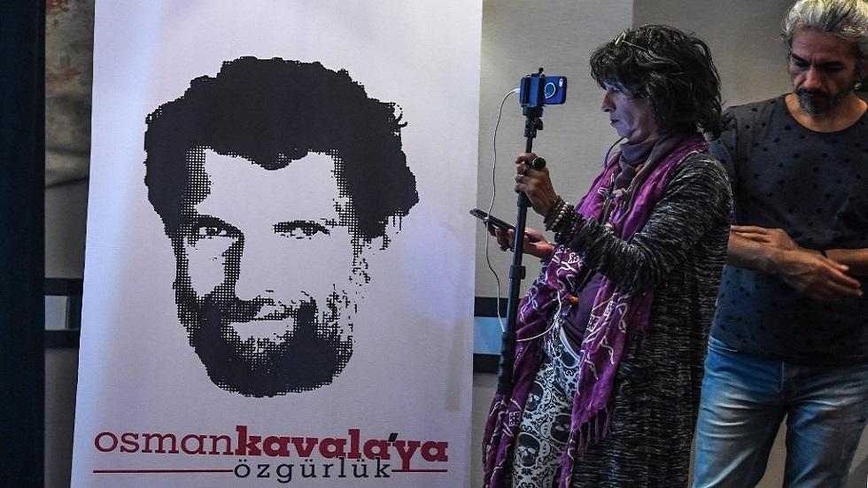 محكمة أوروبية تطالب تركيا بالإفراج عن ناشط معتقل