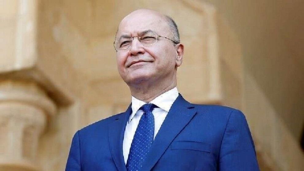 الرئيس العراقي يدعو المتظاهرين والكتل السياسية لتسمية رئيس الحكومة