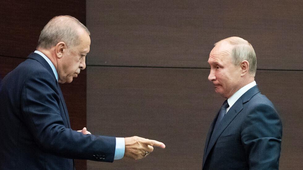 الكرملين: بوتين وأردوغان سيبحثان هاتفيا الوضع في ليبيا خلال الأيام القريبة